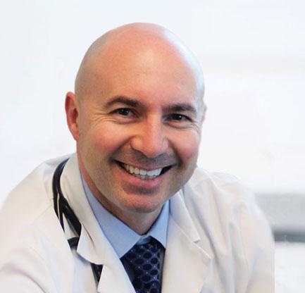 Dr. Alex Foxman, M.D., F.A.C.P